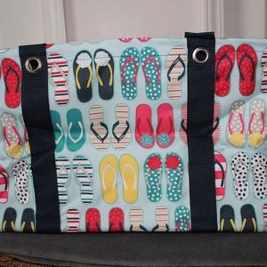 Thirty One Gifts Deluxe Utility Tote